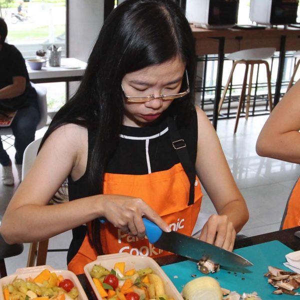 panasonic cubie oven cooking workshop home2com solution center ivy kam