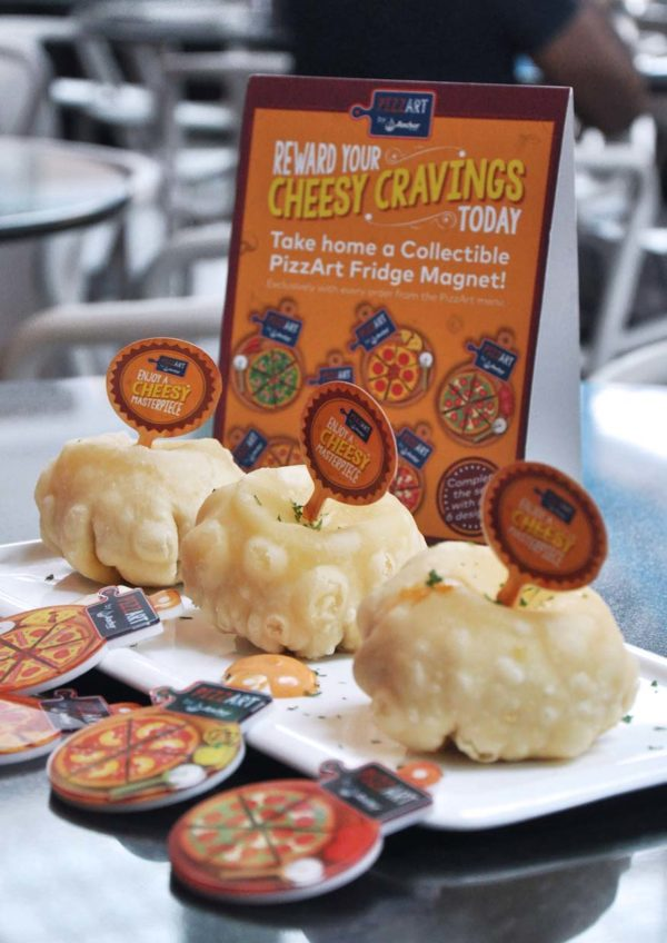 pizzart anchor food professionals fonterra dairy products pizza bombs