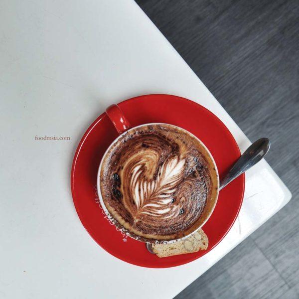 the art coffee sunway giza kota damansara caffe mocha