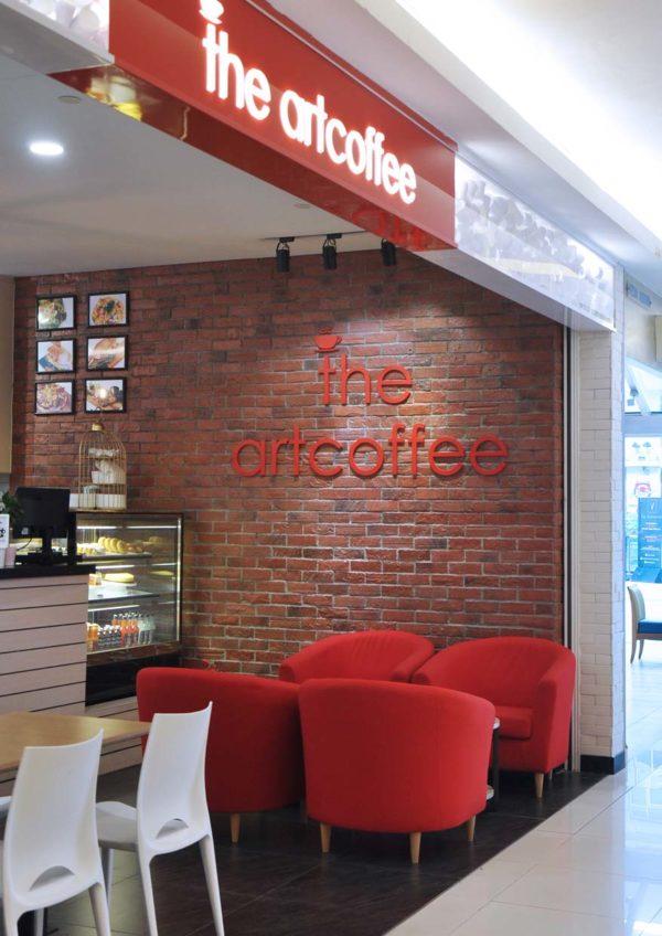 the art coffee sunway giza kota damansara exterior