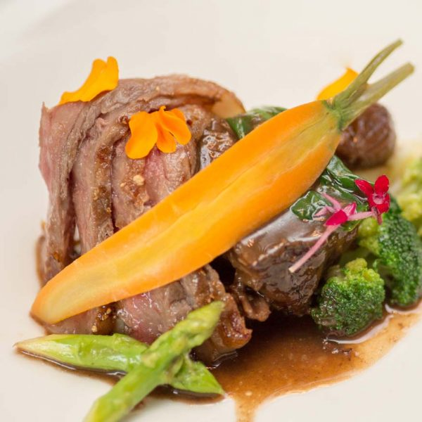 Franco-Asian Cuisine by Chef Justin Quek @ The Library, The Ritz-Carlton KL