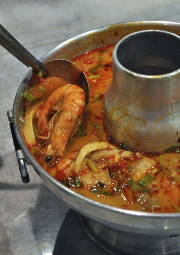 chiang mai mookata thai restaurant puchong tom yum gong