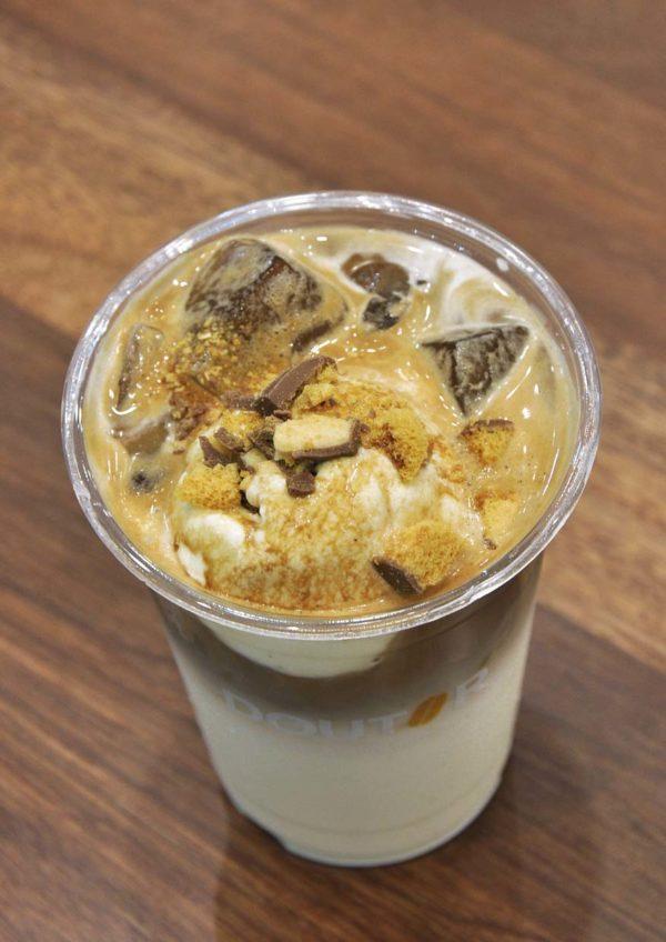 doutor malaysia japanese coffee chain honey comb iced coffee