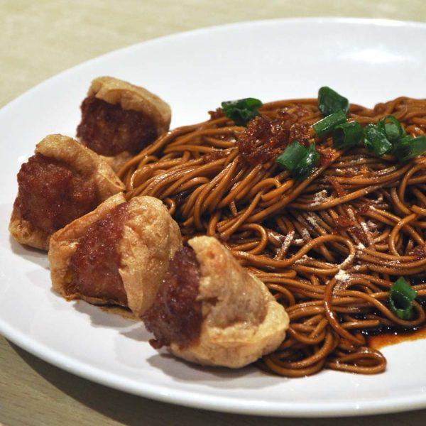 hock kee hock chew cuisine lot 10 hutong kuala lumpur dry mee suah