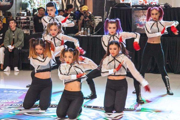 klang parade shuddup n dance international grand finals girl group