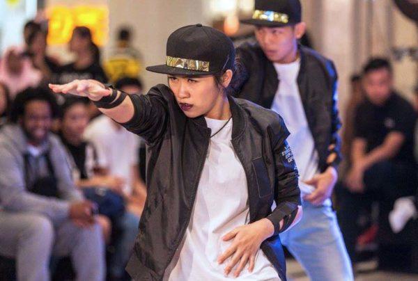 klang parade shuddup n dance routine