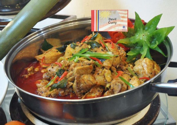 malaysia day hi-tea royale songket grand bluewave hotel shah alam devil curry