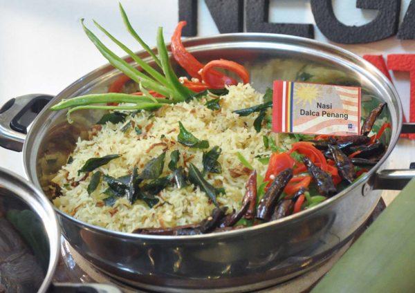 malaysia day hi-tea royale songket grand bluewave hotel shah alam nasi dalca penang