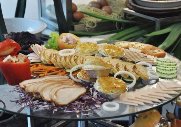 malaysia day hi-tea royale songket grand bluewave hotel shah alam western dishes