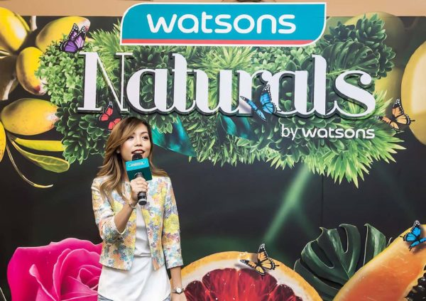 naturals by watsons hair and body care range emcee