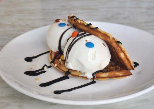 pancake house malaysia waffle foldover