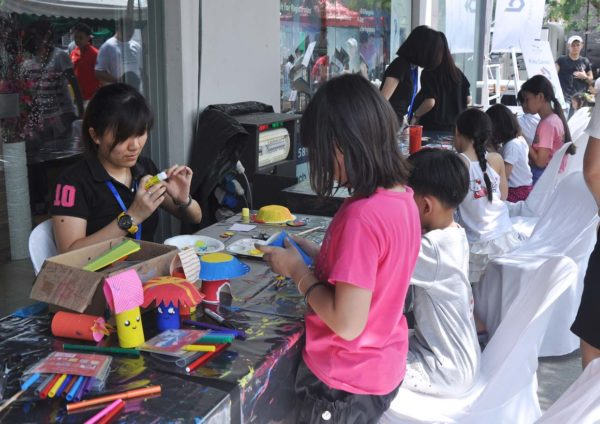 sunday live out loud broadleaf residences kota kemuning kids corner