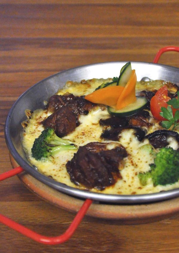 take eat easy gastrocafe sunway velocity kuala lumpur baked cheese rice