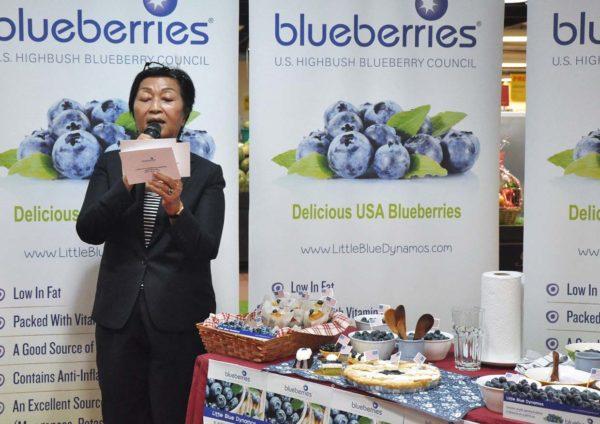 us highbush blueberries aeon one utama shopping center phornthip poolprasert
