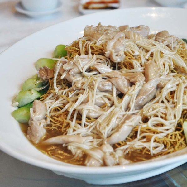 weekday fantastic feast dynasty restaurant renaissance kuala lumpur hotel egg noodle