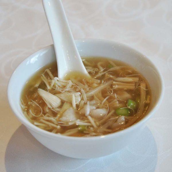 weekday fantastic feast dynasty restaurant renaissance kuala lumpur hotel soup