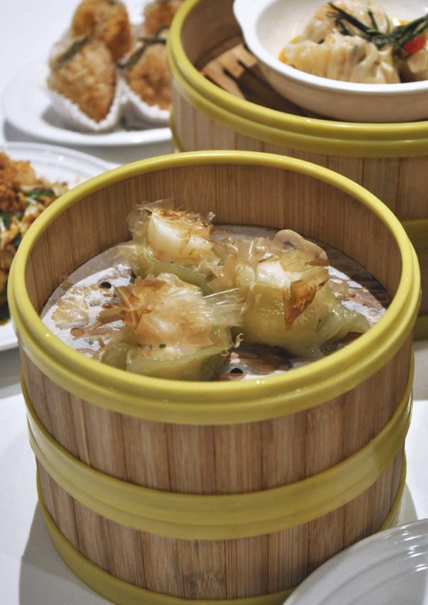 weekday fantastic feast dynasty restaurant renaissance kuala lumpur hotel dim sum