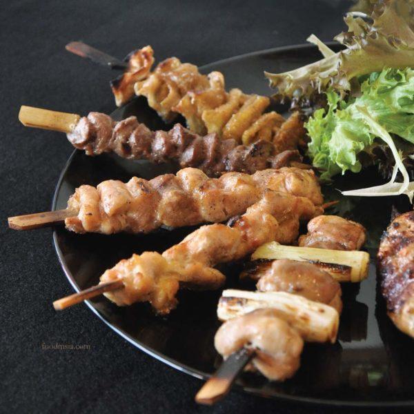 yakitori-ya japanese restaurant ss2 petaling jaya chicken
