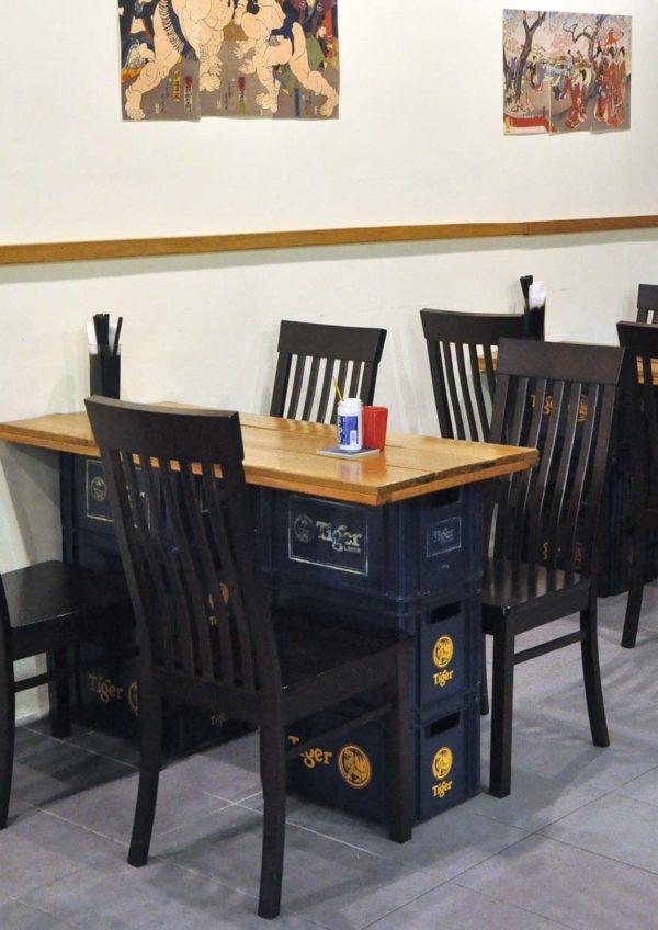 yakitori-ya japanese restaurant ss2 petaling jaya interior