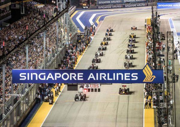 I Am Catching 2017 FORMULA 1 SINGAPORE AIRLINES SINGAPORE GRAND PRIX Live!