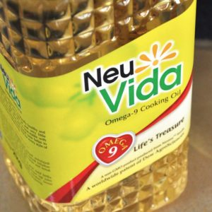 World Class Healthy Cooking Oil – NeuVida Omega-9 Cooking Oil