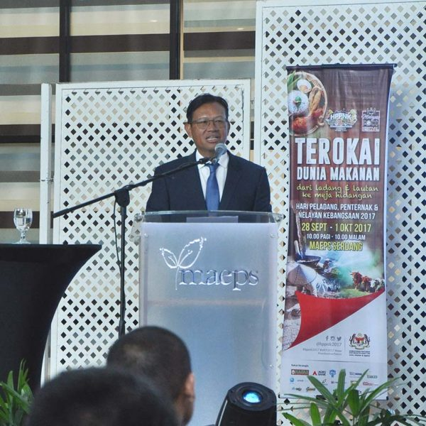 hppnk 2017 maeps serdang agriculture and agro based industry minister datuk seri ahmad shabery cheek