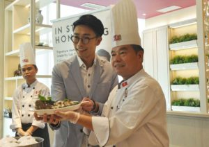 Luk Ho Ming Promotes In Style . Hong Kong by HKTDC