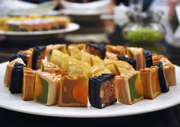 mid autumn festival tao chinese cuisine intercontinental kl mooncakes
