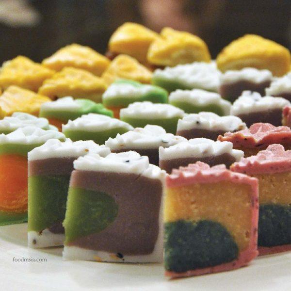 mid autumn festival tao chinese cuisine intercontinental kl snow skin mooncake