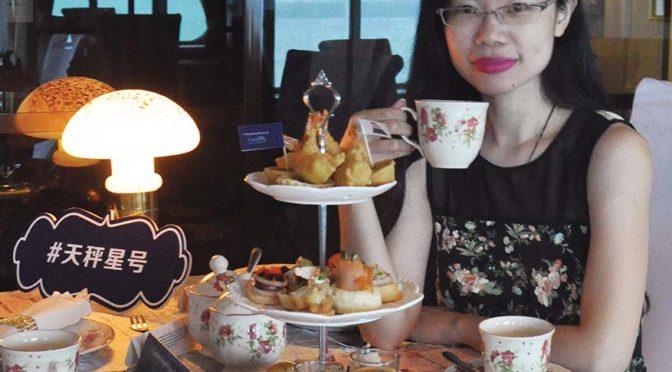 My Royal High Tea Indulgence @ Superstar Libra by Hwajing Travel & Tours
