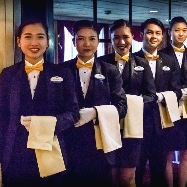 royal high tea superstar libra cruise servants