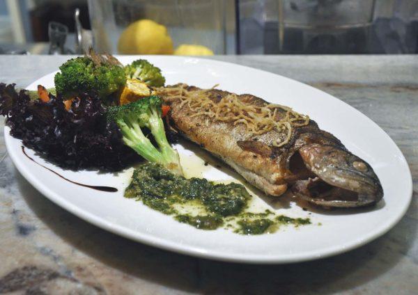 southern rock seafood bangsar entertainer app malaysia petuna ocean trout