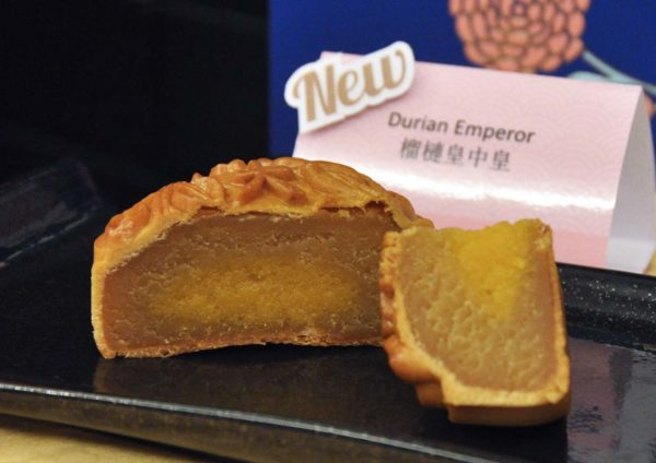 tai thong malaysia mid-autumn festival durian emperor mooncake