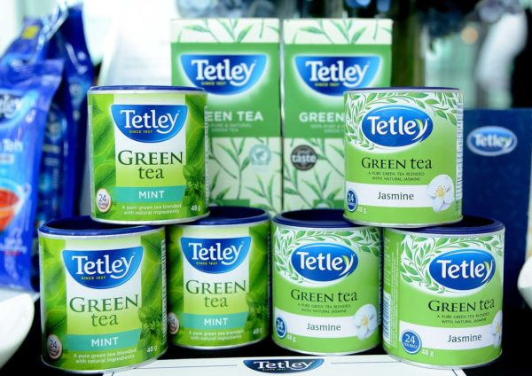 tetley britain tea brand jasmine and mint