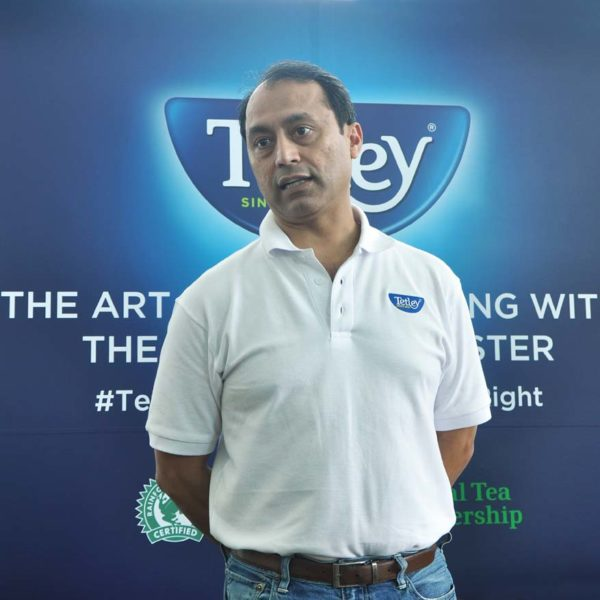 tetley britain tea brand rajat kumar tata global beverages