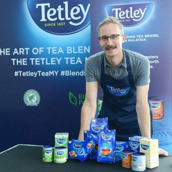 tetley britain tea brand sebastian michaellis