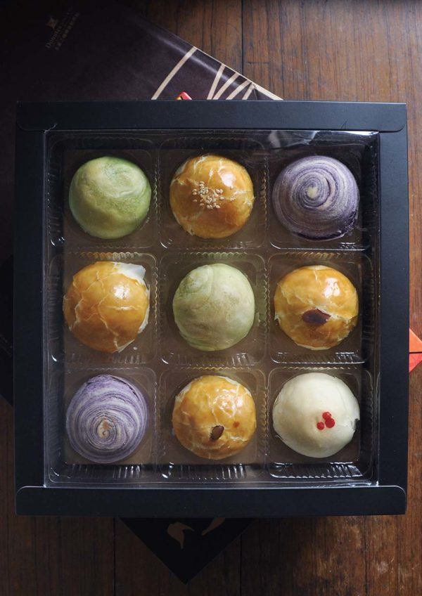 donutes coffee cake baking mid autumn festival taiwanese mooncake flavours