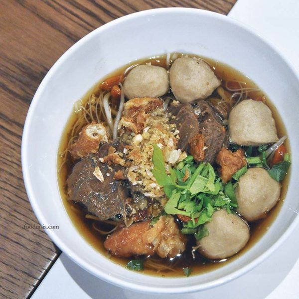 greyhound cafe ansa weekday delight set lunch braised beef soup noodle