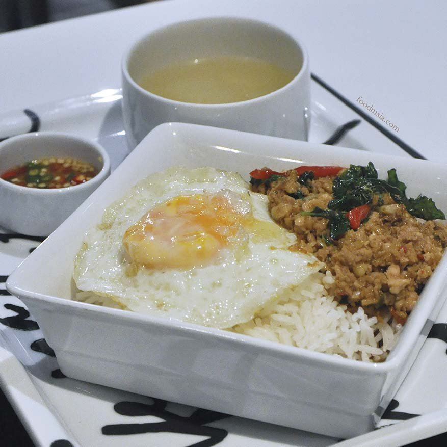 Weekday Delight Set Lunch @ Greyhound Cafe Malaysia