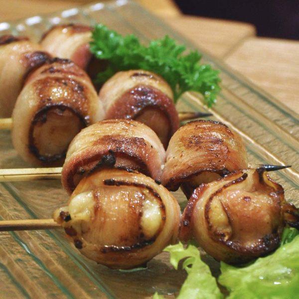 harumi 23 japanese restaurant plaza arkadia desa parkcity hotate bacon