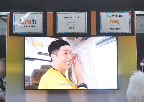 hypptv mid-autumn tanglung movie fest outdoor screening padang setia city mall unifi