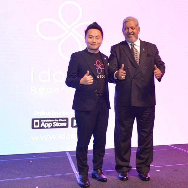 idospa online spa booking platform malaysia ben chua