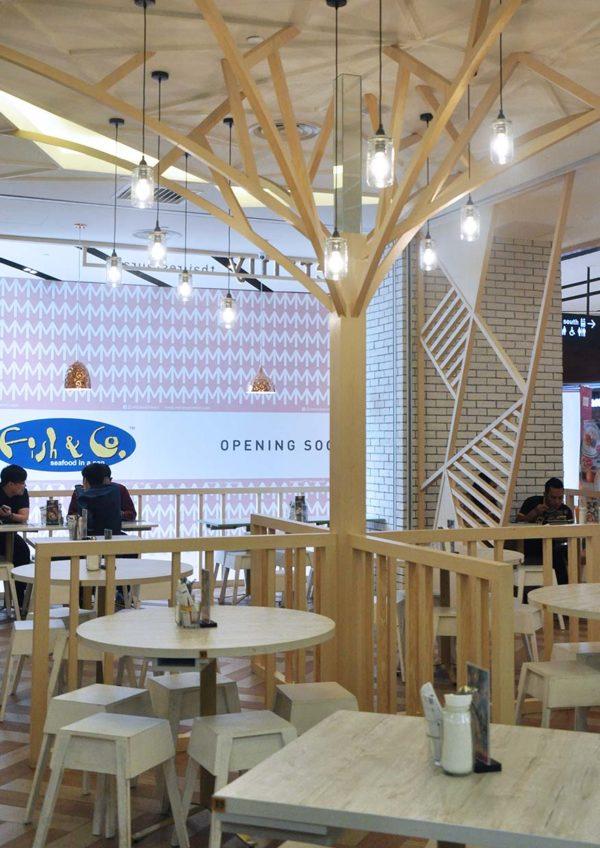 makanlicious food hunt melawati mall kuala lumpur tiger lily thai restaurant