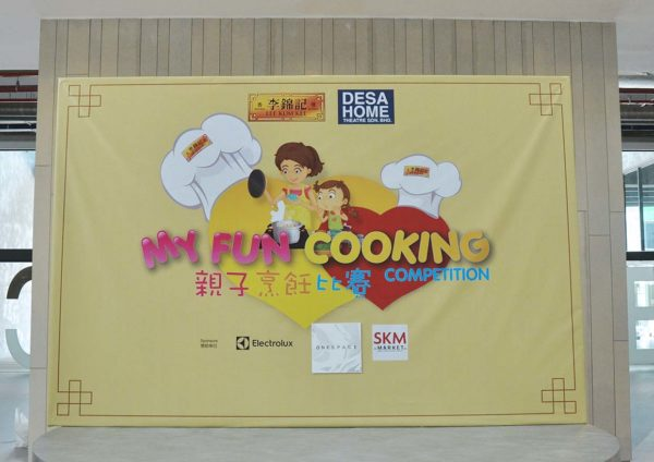 my fun cooking lee kum kee desa home one space stage