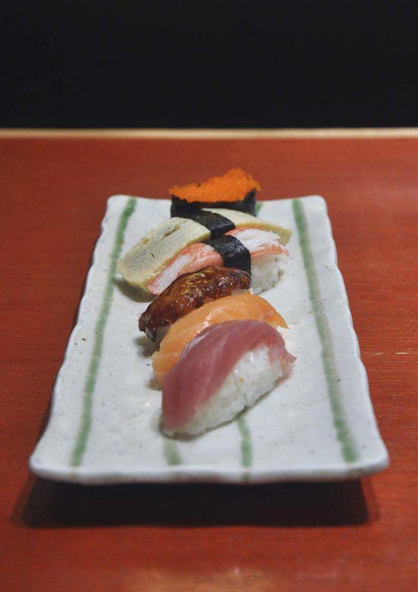 1 mont kiara japanese restaurant sushi zanmai platter