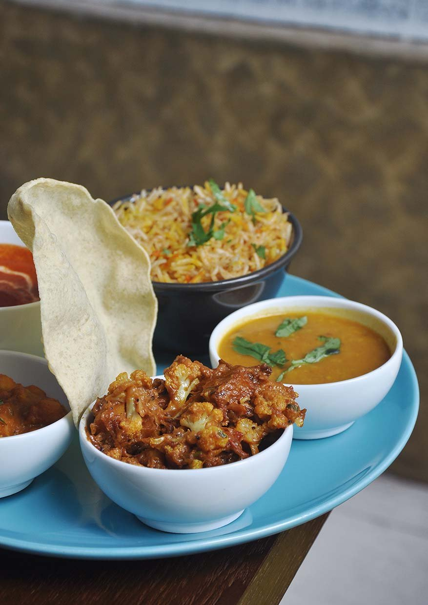 Delicious Authentic Northern Indian Cuisine @ Bangle Publika
