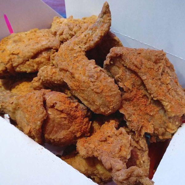 chicken fiesta anw malaysia spicy aroma
