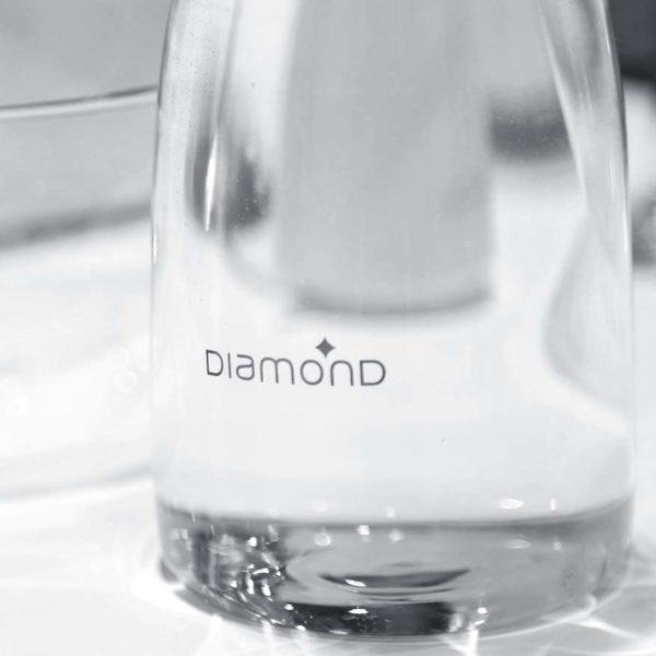 diamond coral alkaline water purification mineralization magnetization