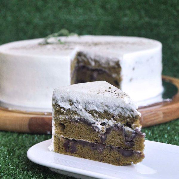 eat cake today online ordering chiffon matcha redbean