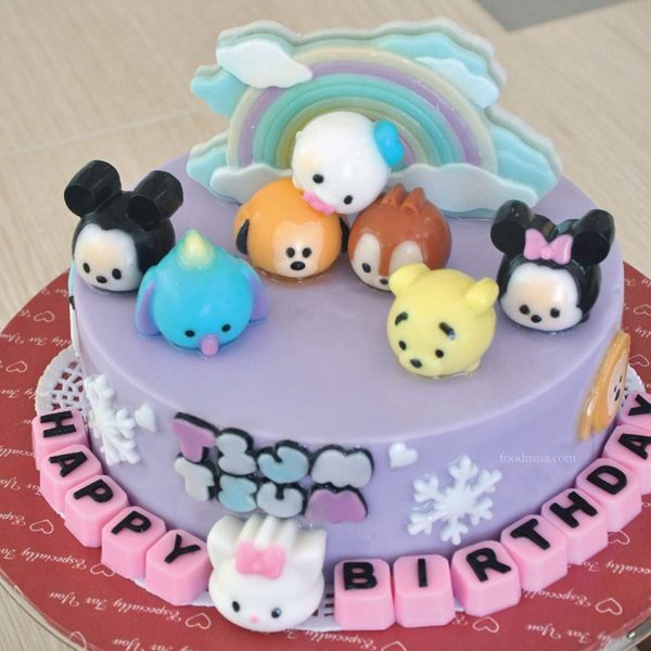 eat cake today online ordering tsum tsum jelly cake jerri home